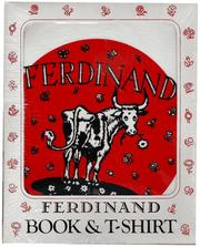 Cover of: Ferdinand book and t-shirt gift box