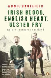 Cover of: Irish Blood, English Heart, Ulster Fry