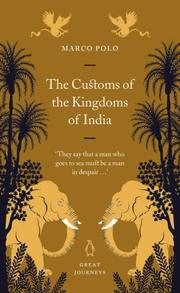 Cover of: The Customs of the Kingdoms of India