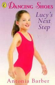 Cover of: Dancing Shoes 6 - Lucy's Next Step (Dancing Shoes)