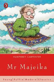 Cover of: Mr. Majeika