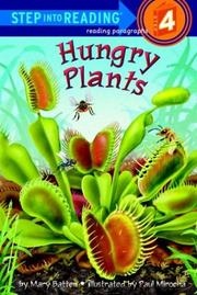 Cover of: Hungry Plants