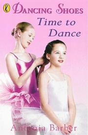 Cover of: Time to Dance (Dancing Shoes)