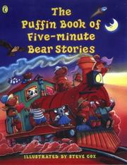 Cover of: The Puffin Book of Five-minute Bear Stories