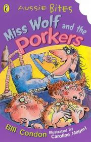 Cover of: Miss Wolf and the Porkers (Aussie Bites)