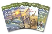 Cover of: Magic Tree House Boxed Set of 4, Books 9-12 | Mary Pope Osborne