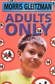 Cover of: Adults Only