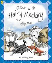 Cover of: Colour with Hairy Maclary