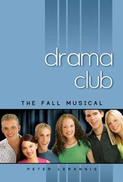 Cover of: The Fall Musical #1 (Drama Club)