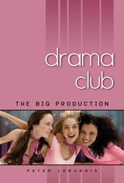 Cover of: The Big Production #2 (Drama Club)
