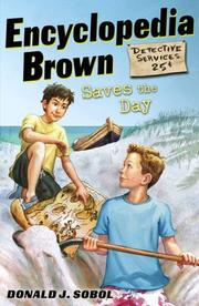 Cover of: Encyclopedia Brown Saves the Day (Encyclopedia Brown)