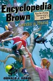 Cover of: Encyclopedia Brown Lends a Hand