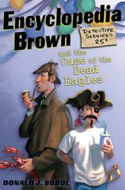 Cover of: Encyclopedia Brown and the Case of the Dead Eagles (Encyclopedia Brown)