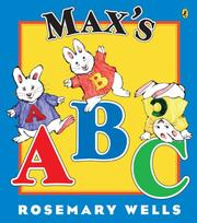 Cover of: Max's ABC (Max and Ruby)