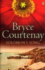 Cover of: Solomon's Song