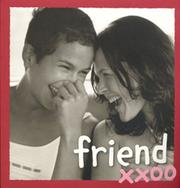 Cover of: Friend