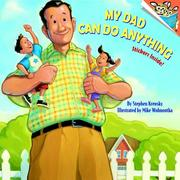 Cover of: My dad can do anything | Stephen Krensky