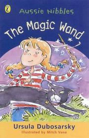 Cover of: The Magic Wand (Aussie Nibbles)