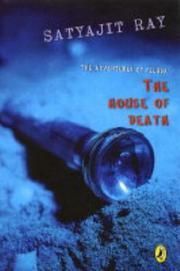 Cover of: House of Death: The Adventures of Feluda