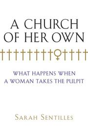 Cover of: A Church of Her Own
