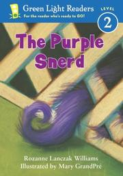 Cover of: The Purple Snerd