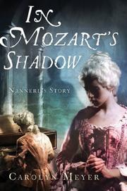 In Mozart's shadow by Carolyn Meyer