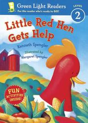 Cover of: Little Red Hen Gets Help