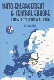 NATO enlargement and Central Europe by Jeffrey Simon