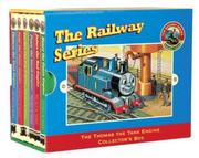 Cover of: Railway Series Boxed Set | Reverend W. Awdry