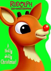 Cover of: A Holly Jolly Christmas! | Golden Books