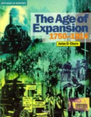 Cover of: The Age of Expansion, 1750-1914 (Options in History)