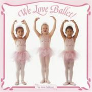 Cover of: We love ballet!