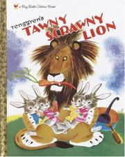 Cover of: Tawny Scrawny Lion