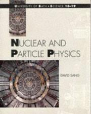 Cover of: Nuclear and Particle Physics (Bath Advanced Science)