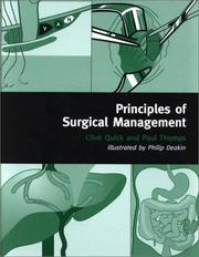 Cover of: Principles of Surgical Management (Oxford Medical Publications) |