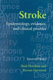 Cover of: Stroke | Shah Ebrahim