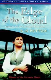 Cover of: The Edge of the Cloud (Oxford Children's Modern Classics)