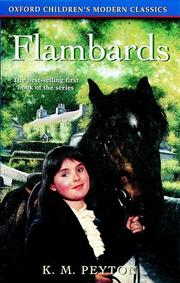 Cover of: Flambards (Oxford Children's Modern Classics)