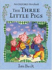 Cover of: The Three Little Pigs (Oxford Storybook) by Ian Beck