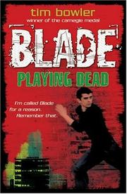 Cover of: Blade: playing dead