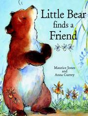 Cover of: Little Bear Finds a Friend