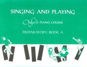 Cover of: Oxford Piano Course for Class and Individual Instruction