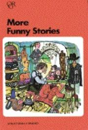 Cover of: More Funny Stories (Oxford Graded Readers, 750 Headwords, Senior Level) | L.A. Hill