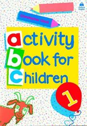 Oxford Activity Books for Children by Christopher Clark