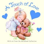 Cover of: A Touch of Love | Melissa Lagonegro