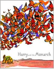 Cover of: Hurry and the monarch | Antoine OМЃ Flatharta