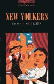 Cover of: New Yorkers | O. Henry