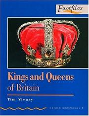Cover of: Kings and Queens of Britain | Tim Vicary