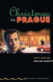 Cover of: Christmas in Prague by Joyce Hannam