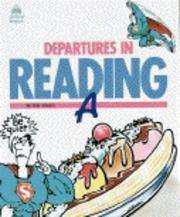 Cover of: Departures in Reading